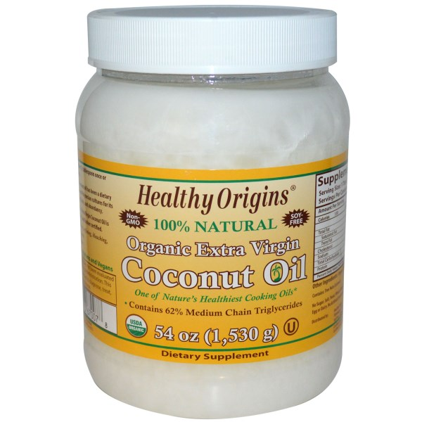 Healthy Origins cocnut oil