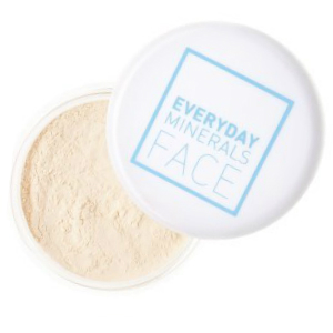 EverydayMinerals finishing dust
