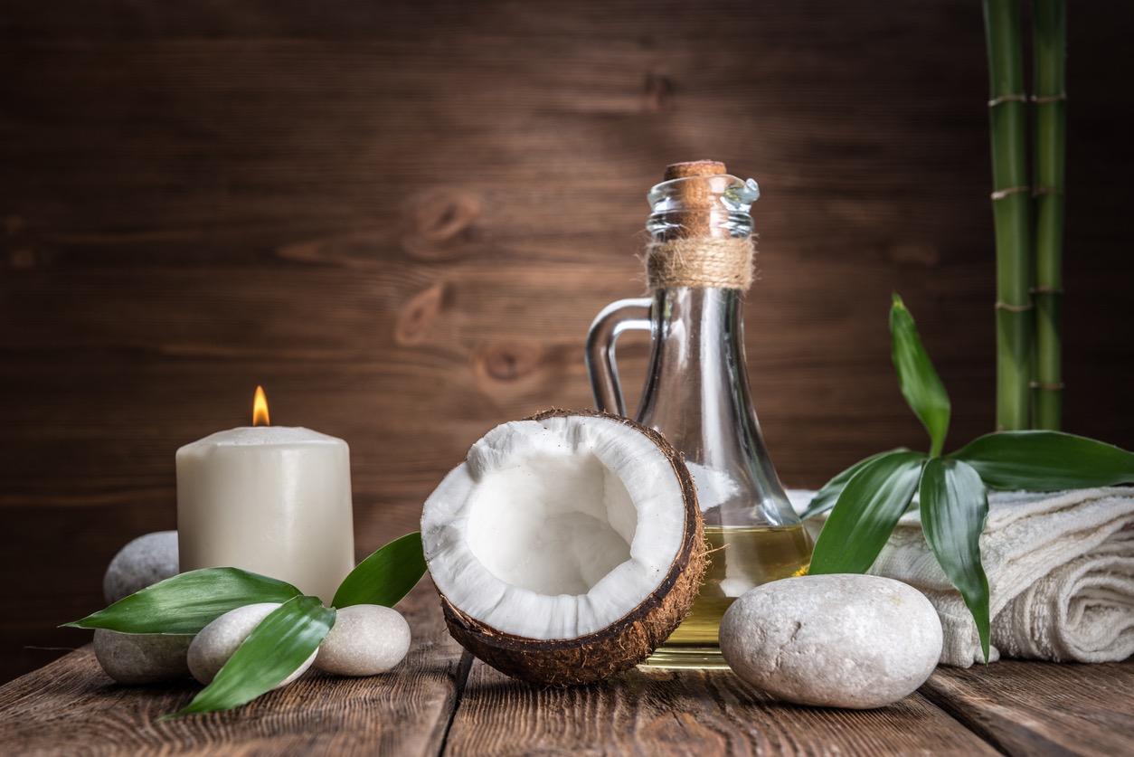 Coconutoil benefits