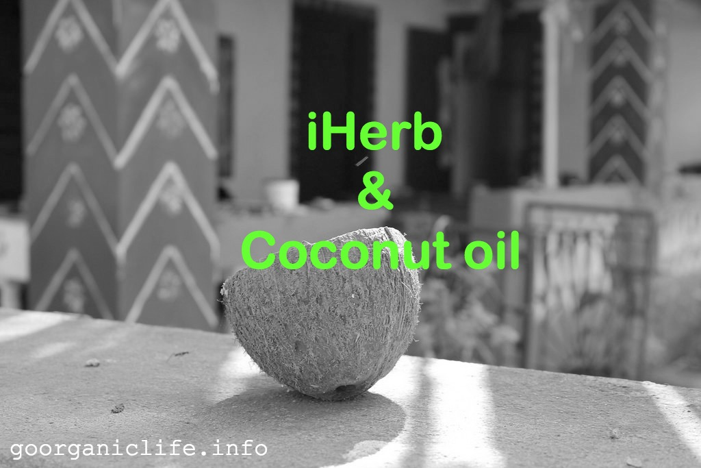IHerb and coconut oil