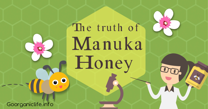 The truth of Manuka