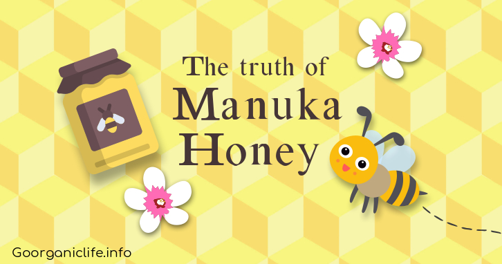 Truth of manuka honey